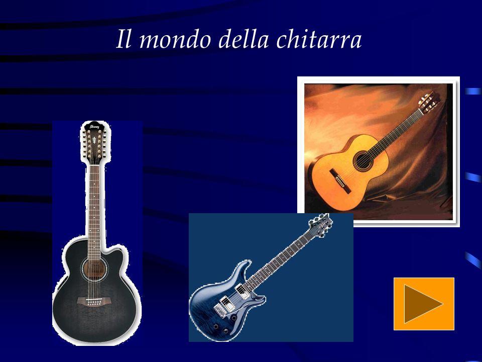 Il mondo della chitarra