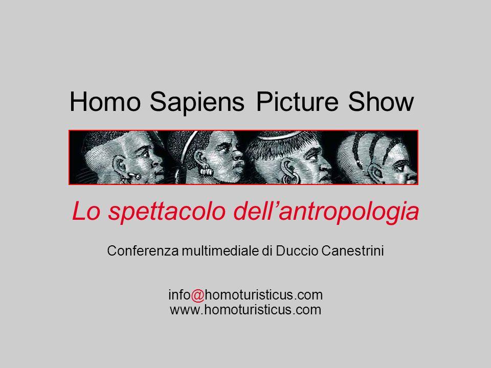 Homo Sapiens Picture Show