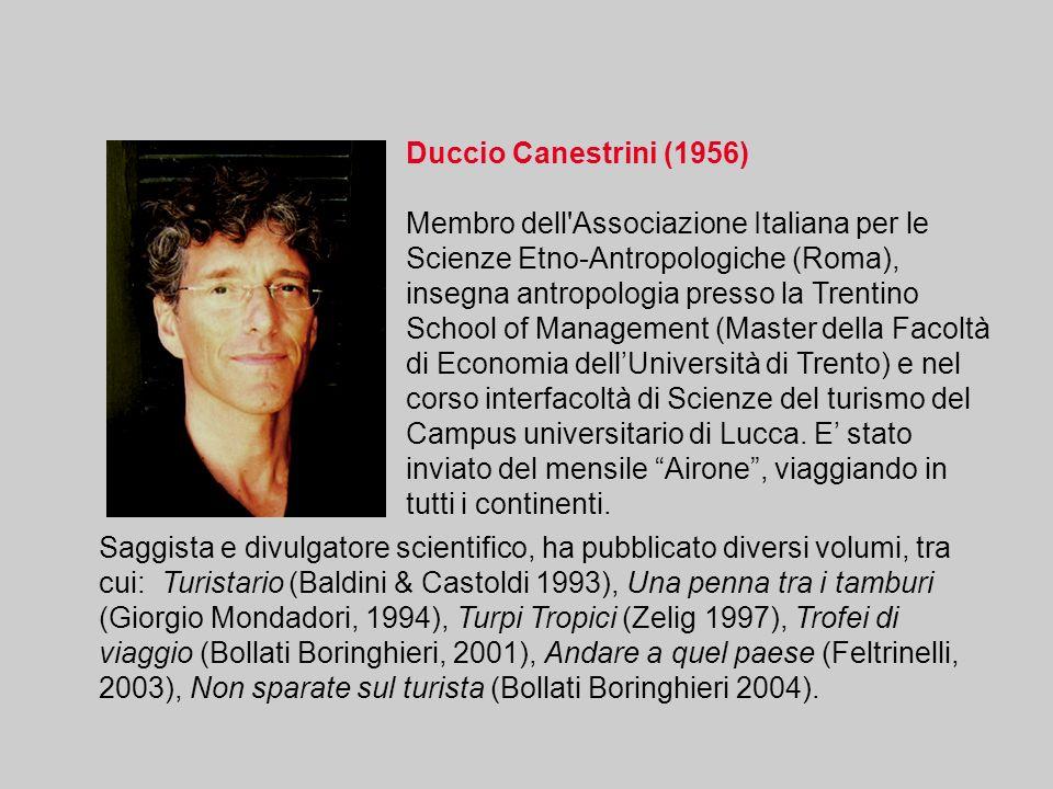 Duccio Canestrini (1956)