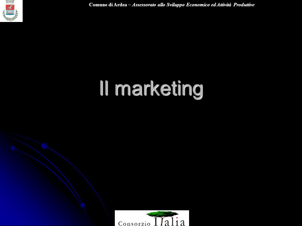 Il marketing