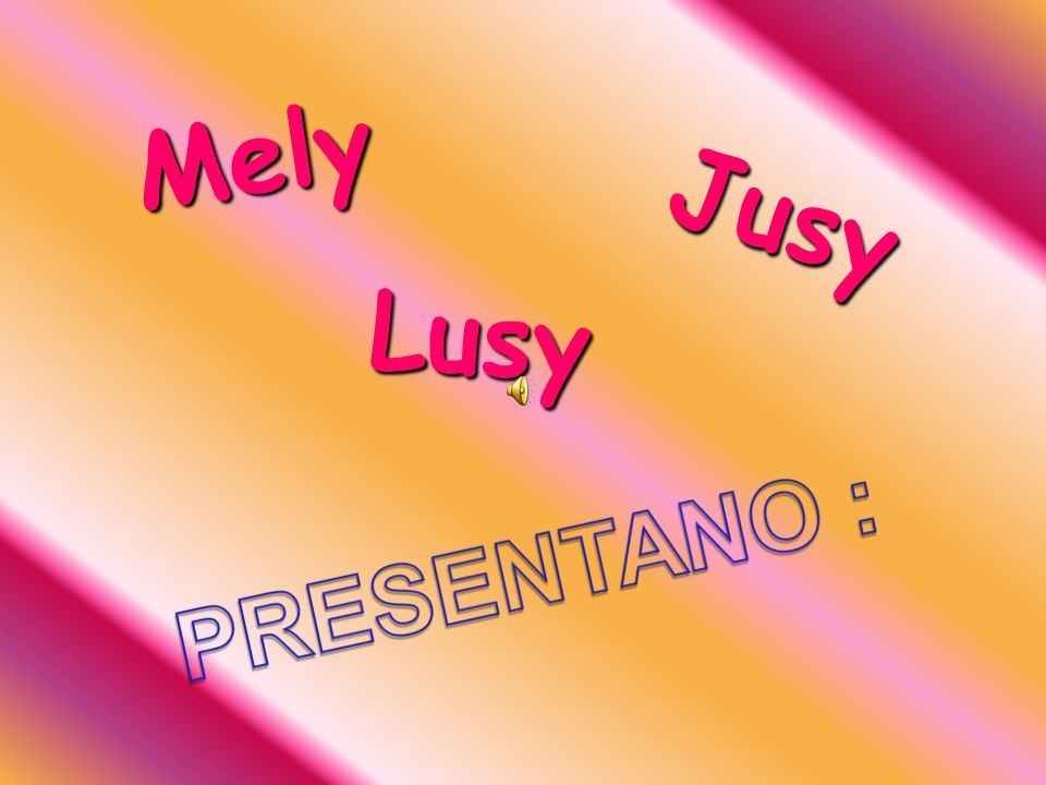 Mely Jusy Lusy