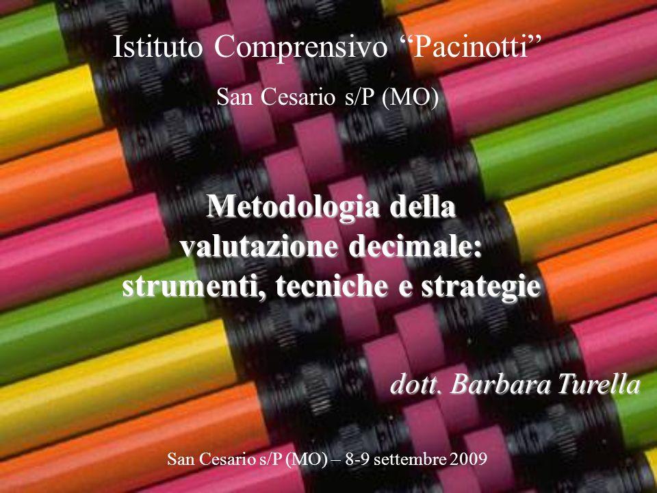 Istituto Comprensivo Pacinotti