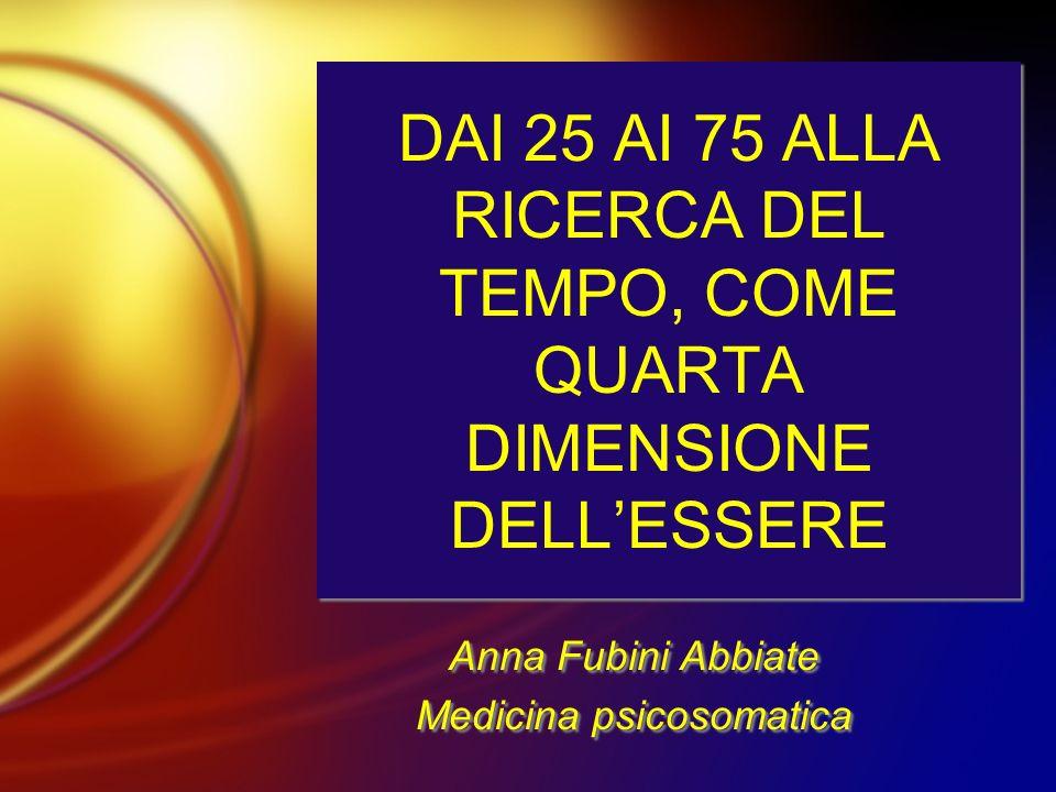 Anna Fubini Abbiate Medicina psicosomatica