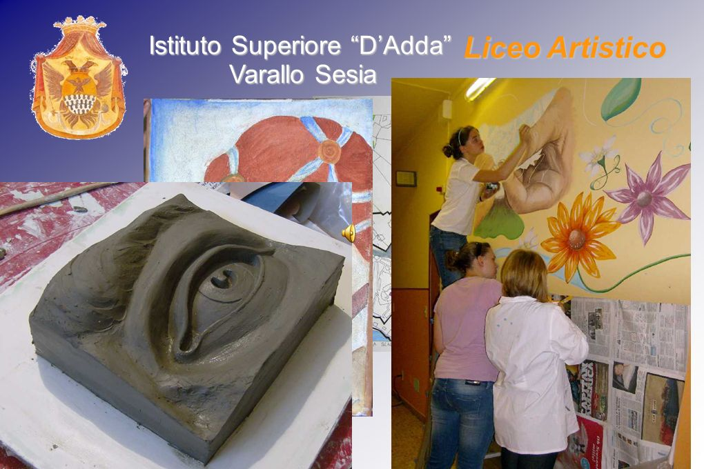 Istituto superiore d adda varallo sesia ppt video for Istituto superiore