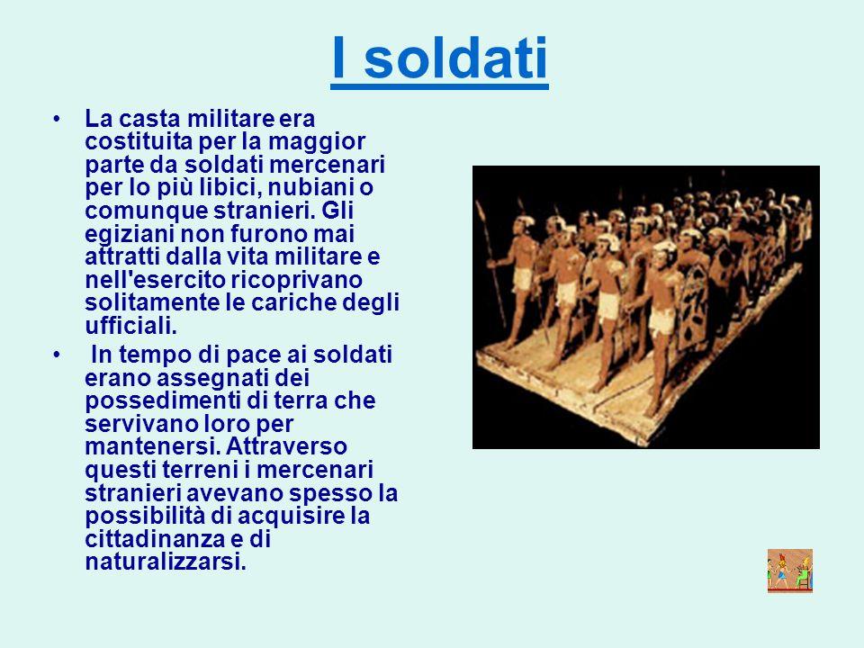 I soldati