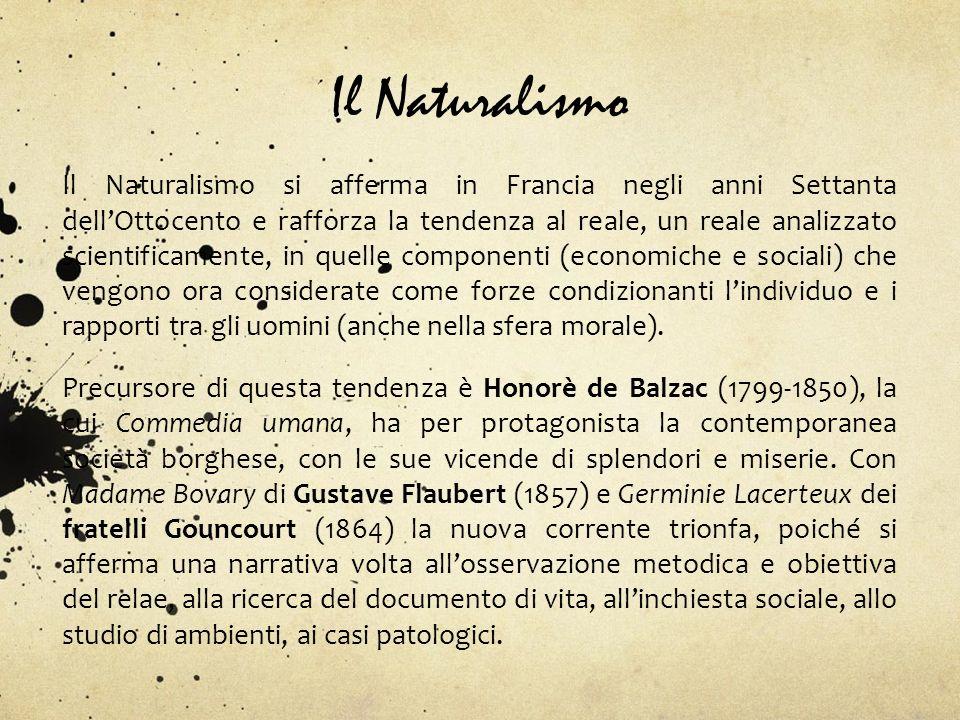 Il Naturalismo