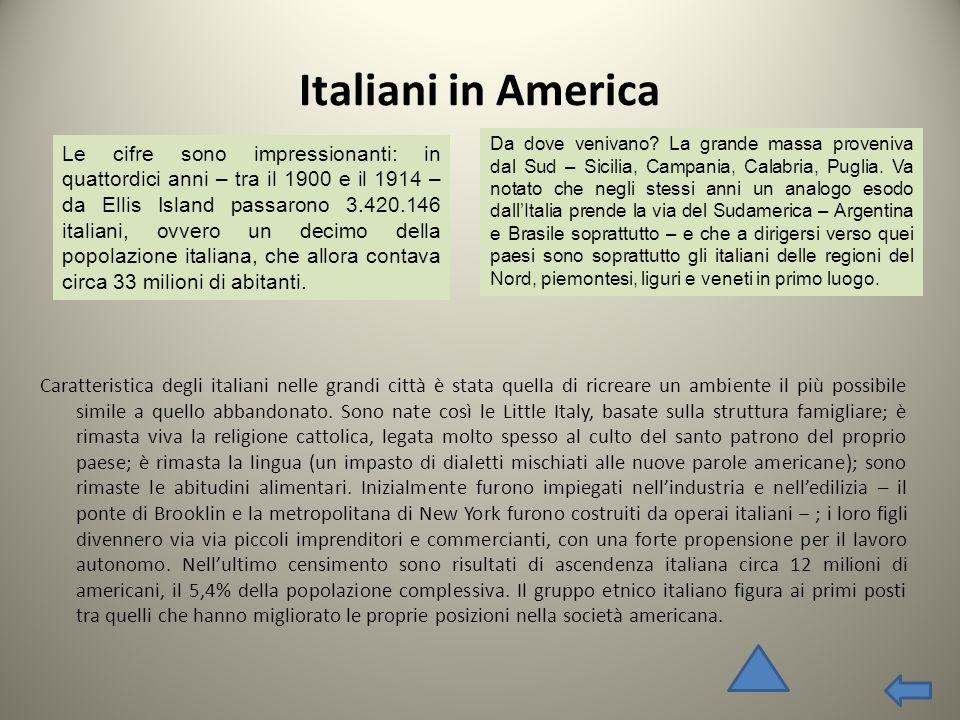 Italiani in America