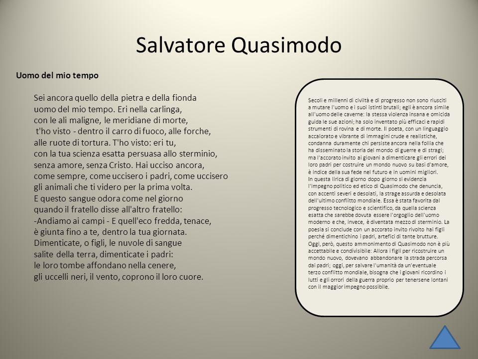 Salvatore Quasimodo