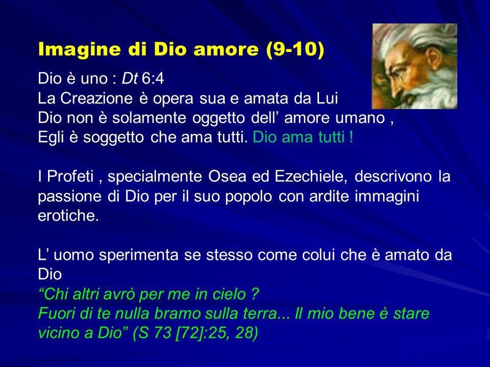 Imagine di Dio amore (9-10)