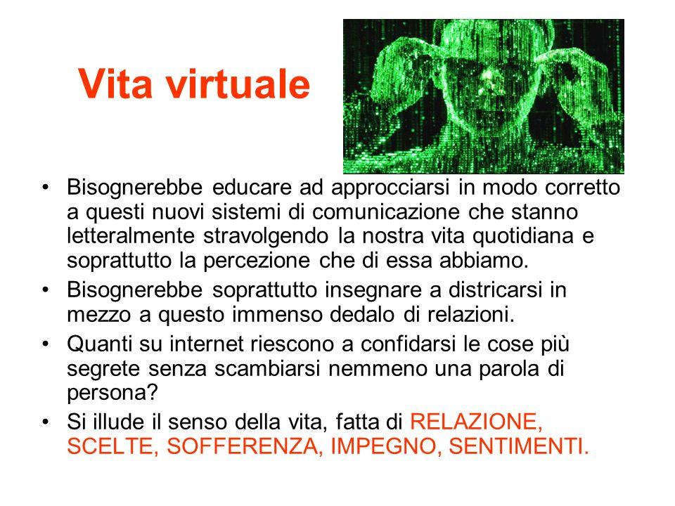 Vita virtuale