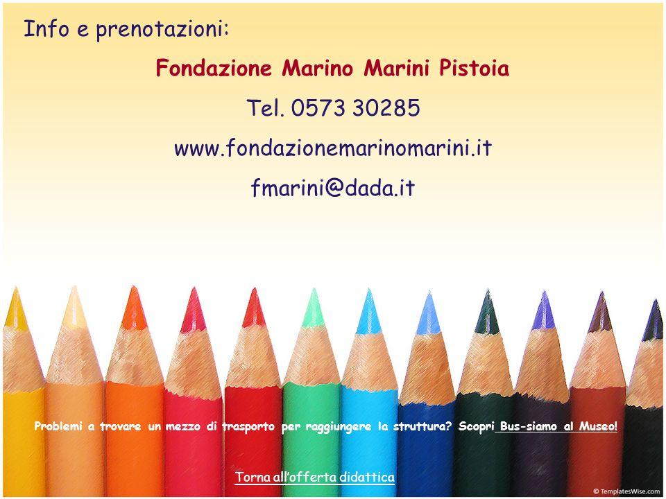 Fondazione Marino Marini Pistoia