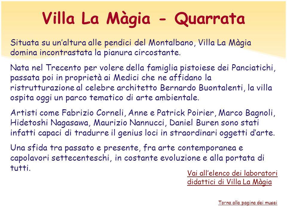Villa La Màgia - Quarrata