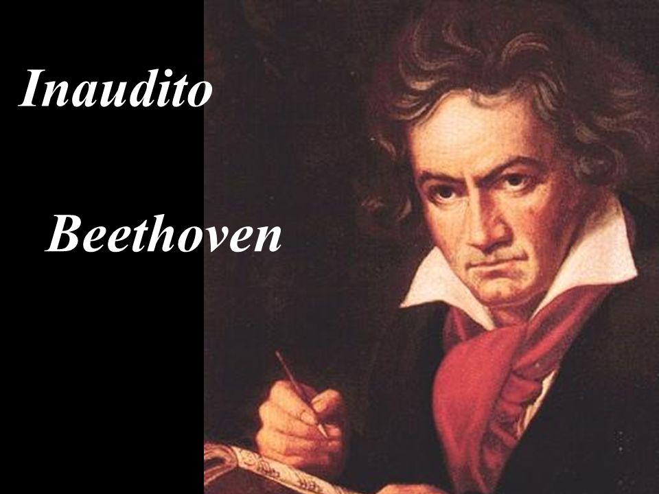 Inaudito Beethoven