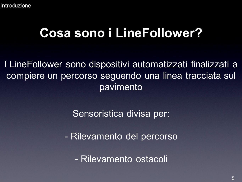 Cosa sono i LineFollower