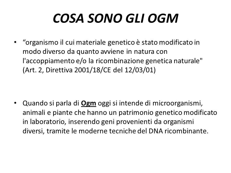 Biotecnologie ed ogm ppt scaricare - Pagamenti diversi bnl cosa sono ...