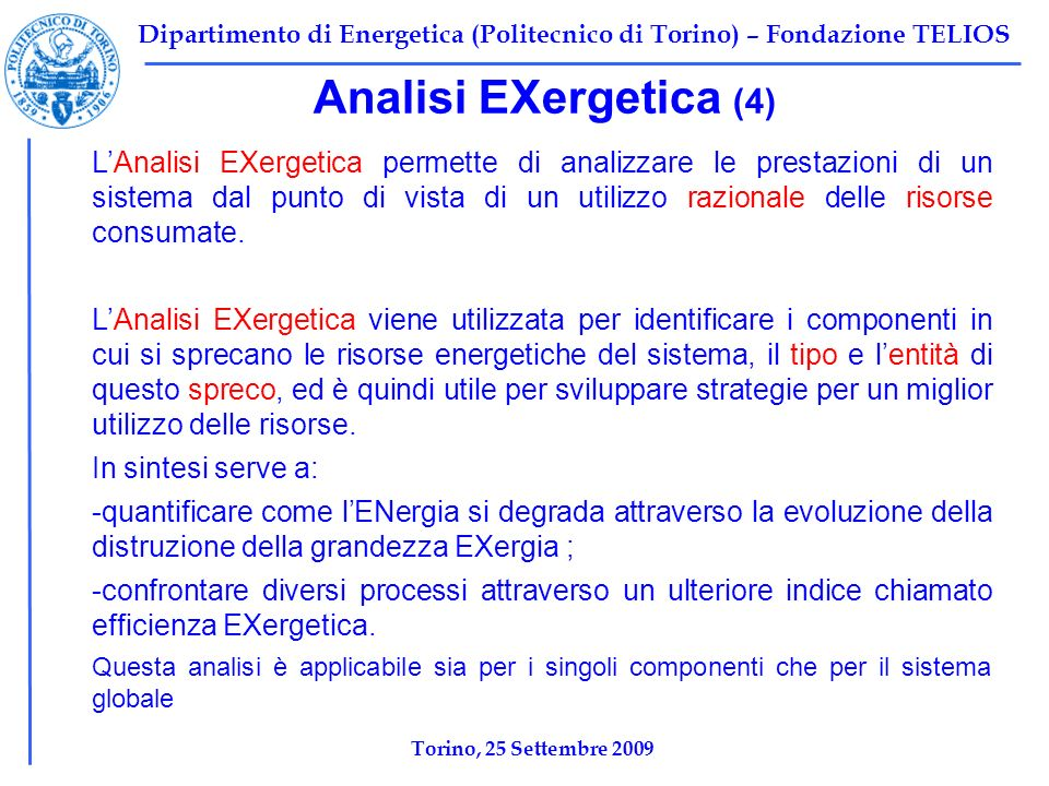 Analisi EXergetica (4)