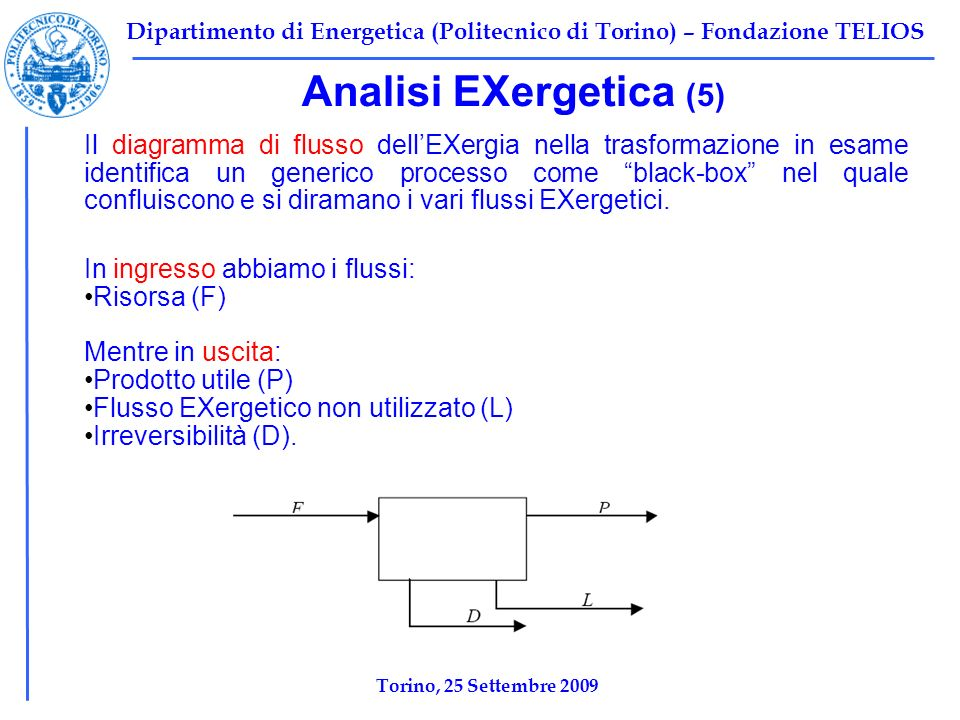 Analisi EXergetica (5)