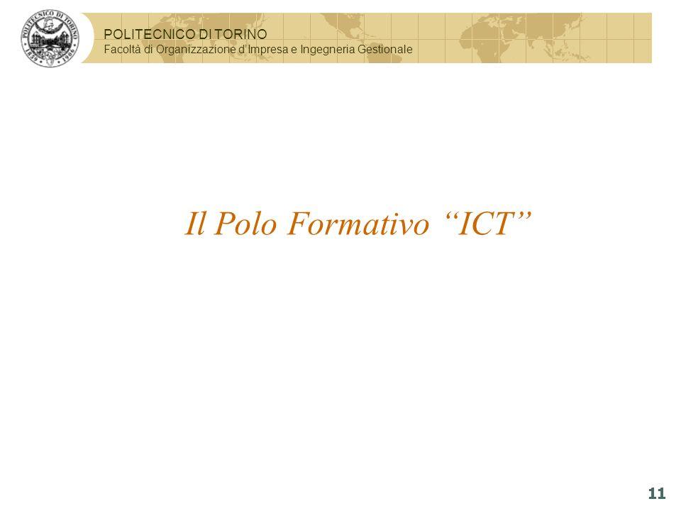 Il Polo Formativo ICT