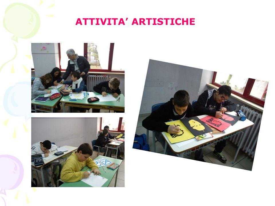 ATTIVITA' ARTISTICHE