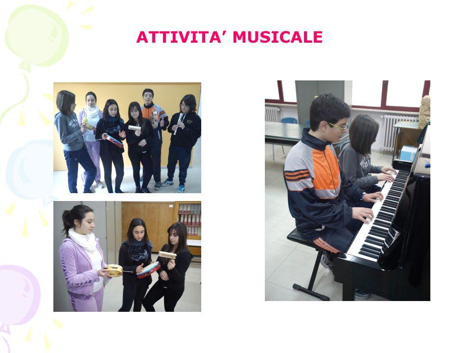ATTIVITA' MUSICALE