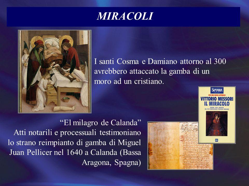 MIRACOLI El milagro de Calanda