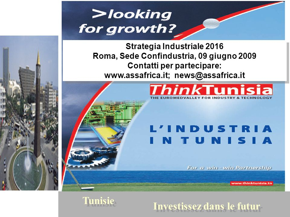 29 mars 2017 Strategia Industriale 2016
