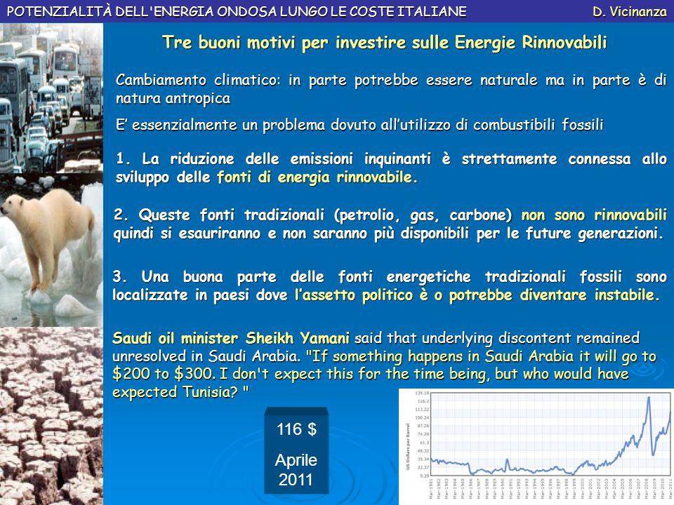 Tre buoni motivi per investire sulle Energie Rinnovabili