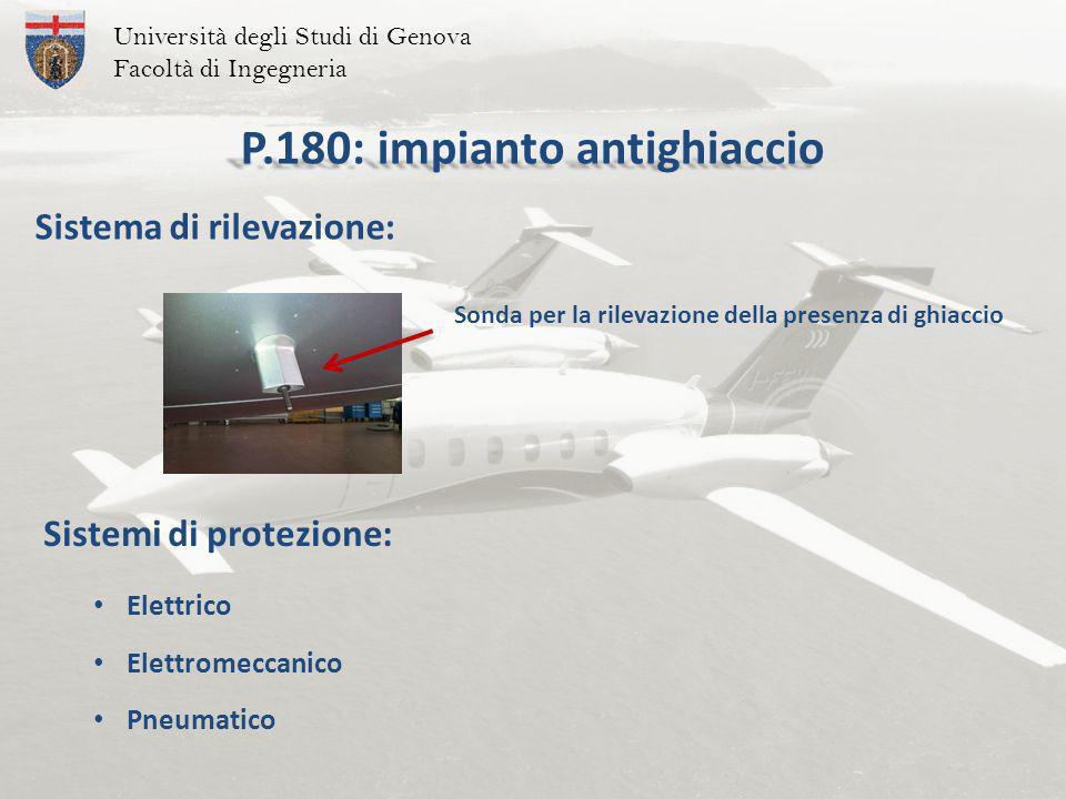 P.180: impianto antighiaccio