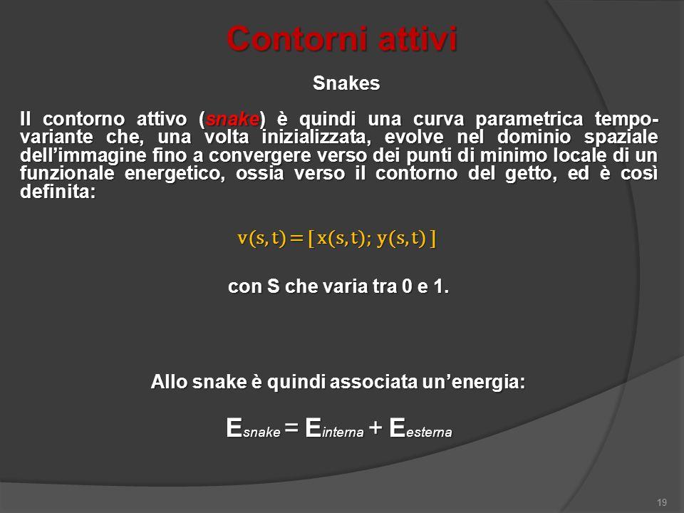 Allo snake è quindi associata un'energia: