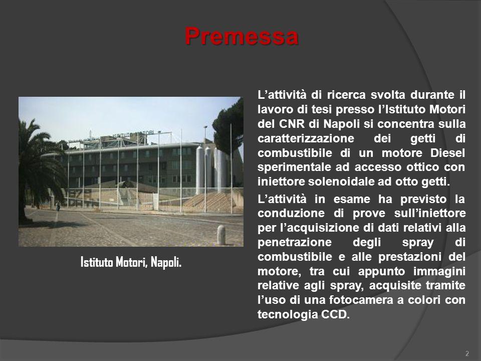 Istituto Motori, Napoli.