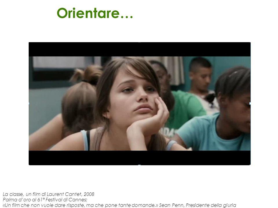 Orientare… La classe, un film di Laurent Cantet, 2008