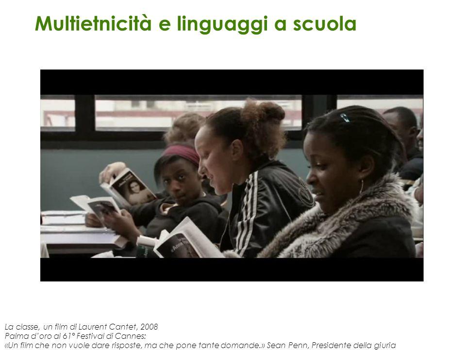 Multietnicità e linguaggi a scuola