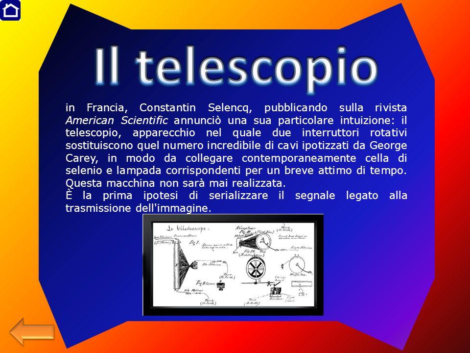 Il telescopio