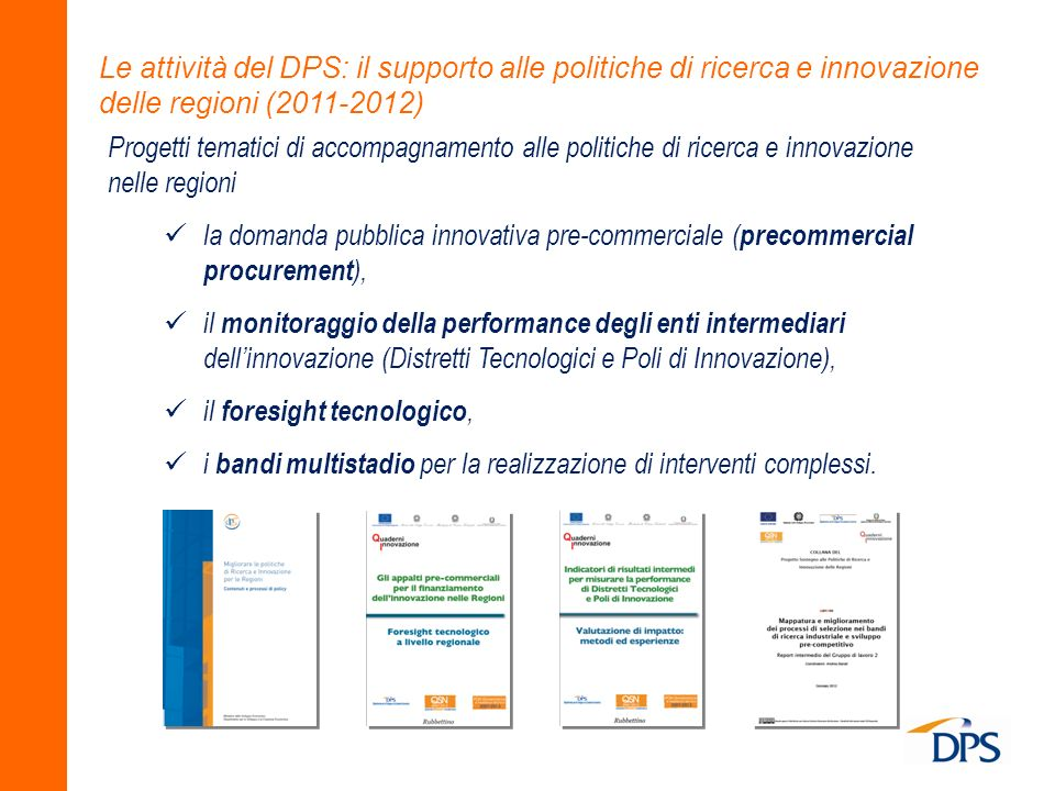 il foresight tecnologico,