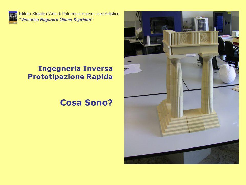 Ingegneria Inversa Prototipazione Rapida Cosa Sono