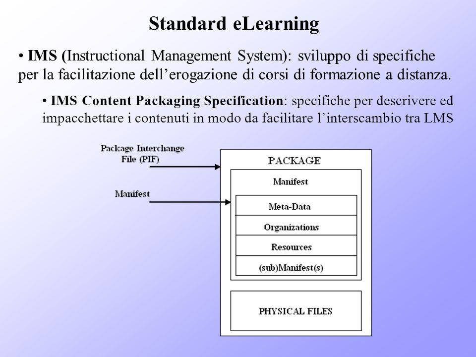 Standard eLearning