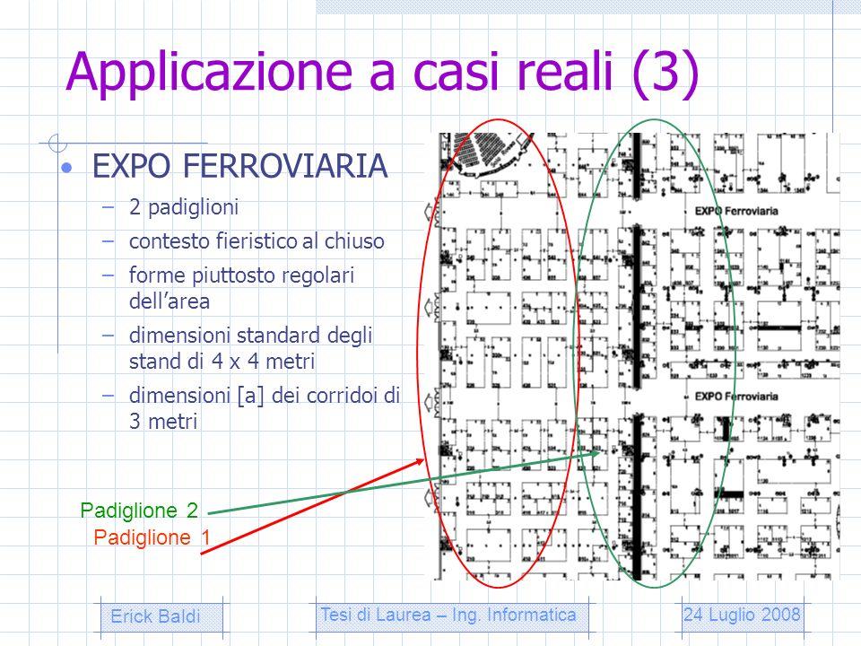 Applicazione a casi reali (3)