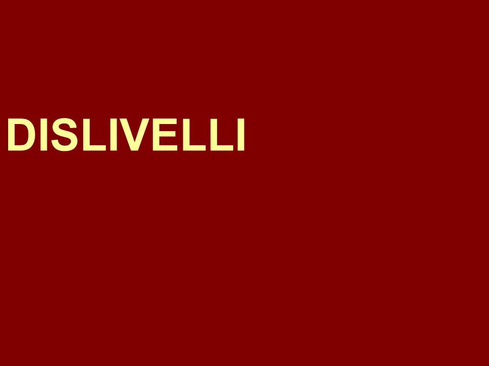 DISLIVELLI