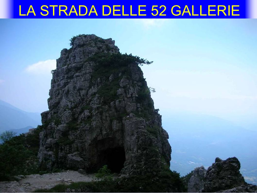 LA STRADA DELLE 52 GALLERIE