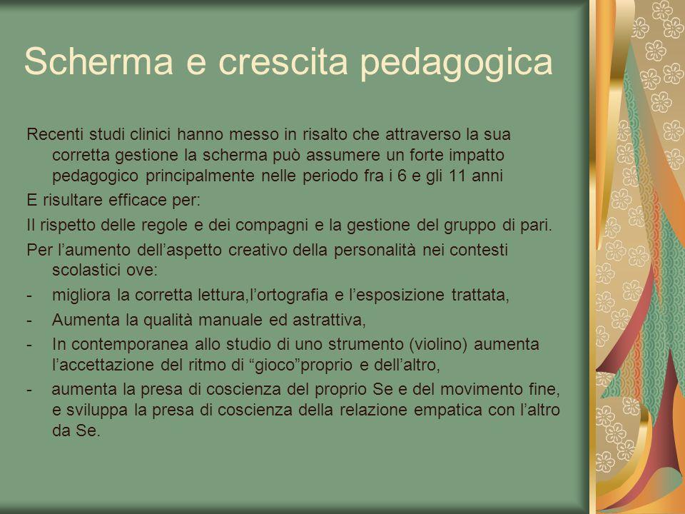 Scherma e crescita pedagogica