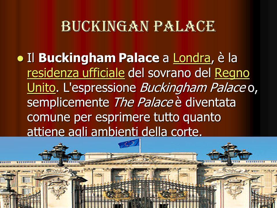 BUCKINGAN PALACE