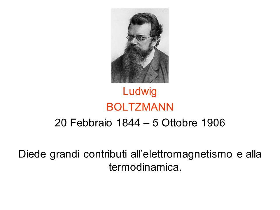 Diede grandi contributi all'elettromagnetismo e alla termodinamica.