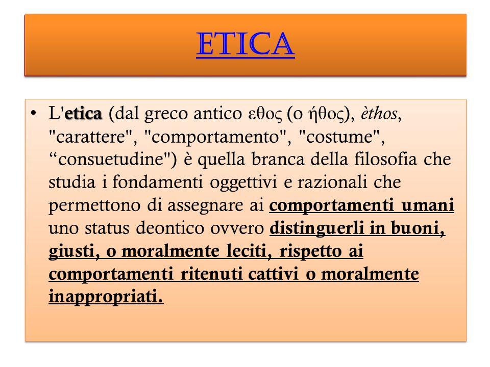 ETICA ETICA.
