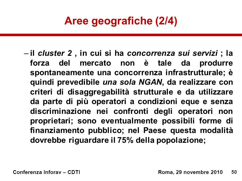 Aree geografiche (2/4)