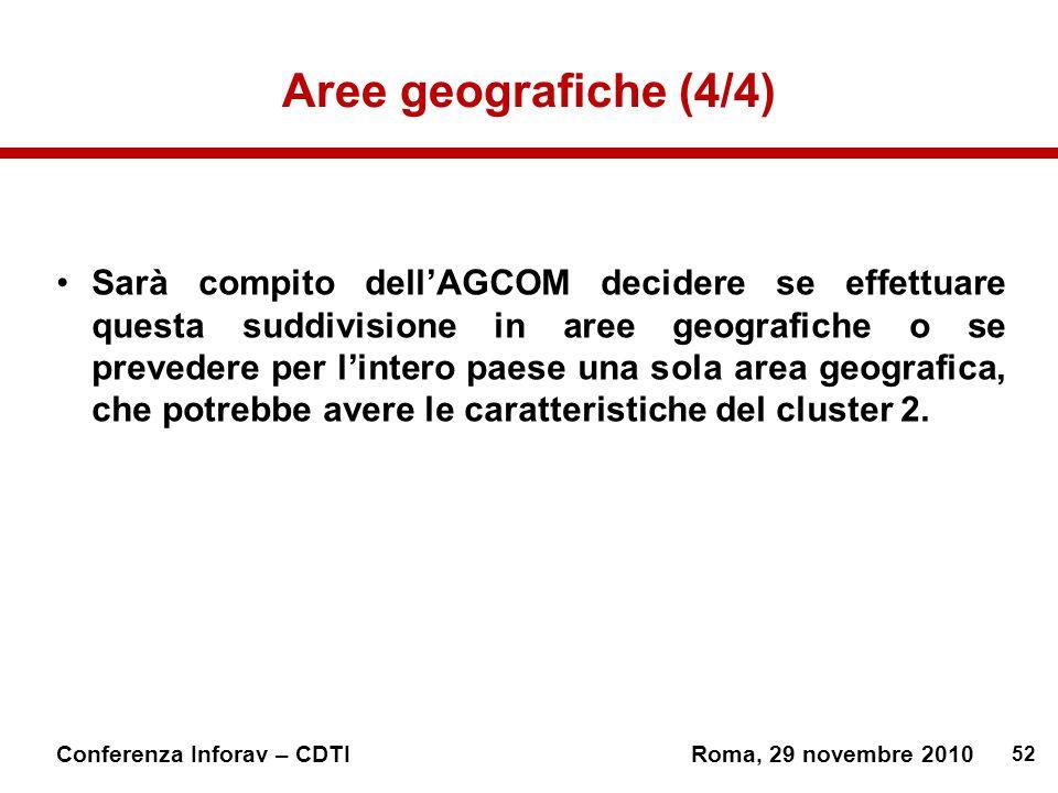 Aree geografiche (4/4)