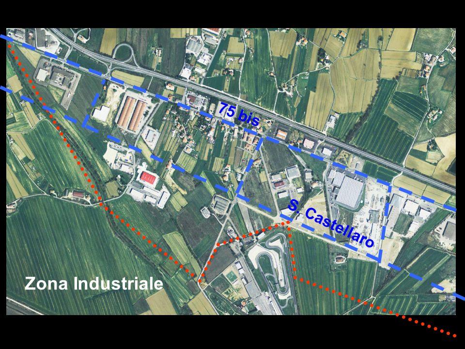 75 bis S. Castellaro Zona Industriale 75 Bis