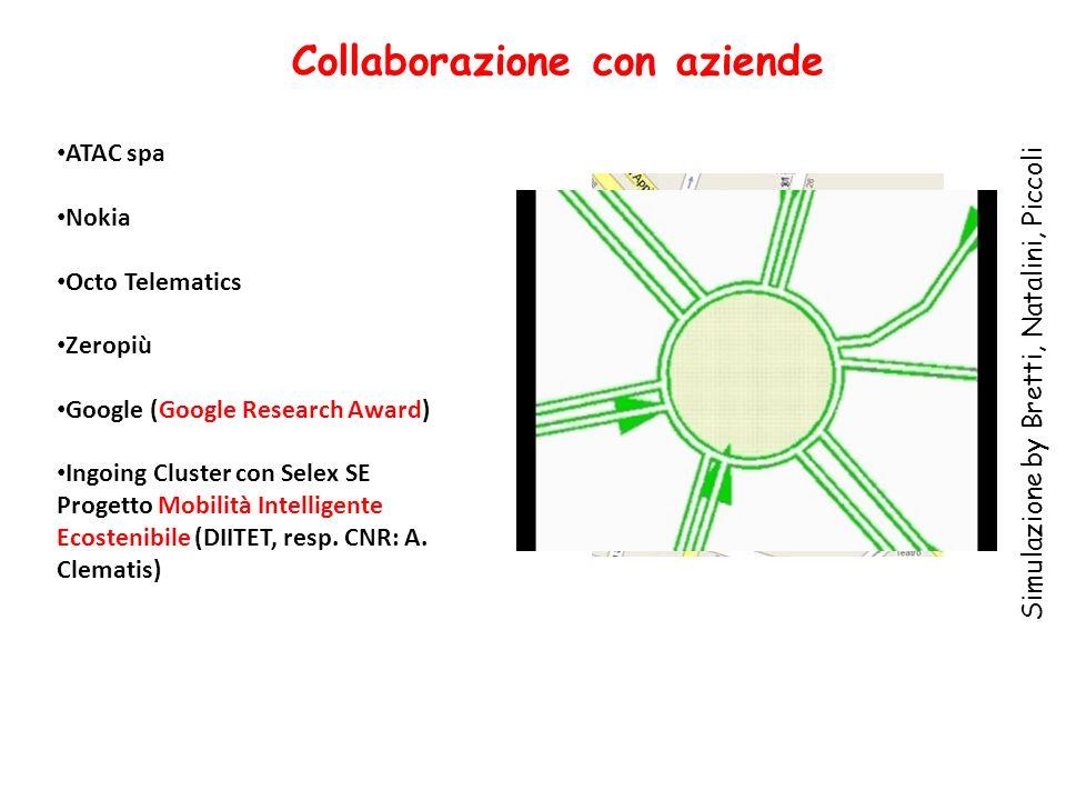 Collaborazione con aziende