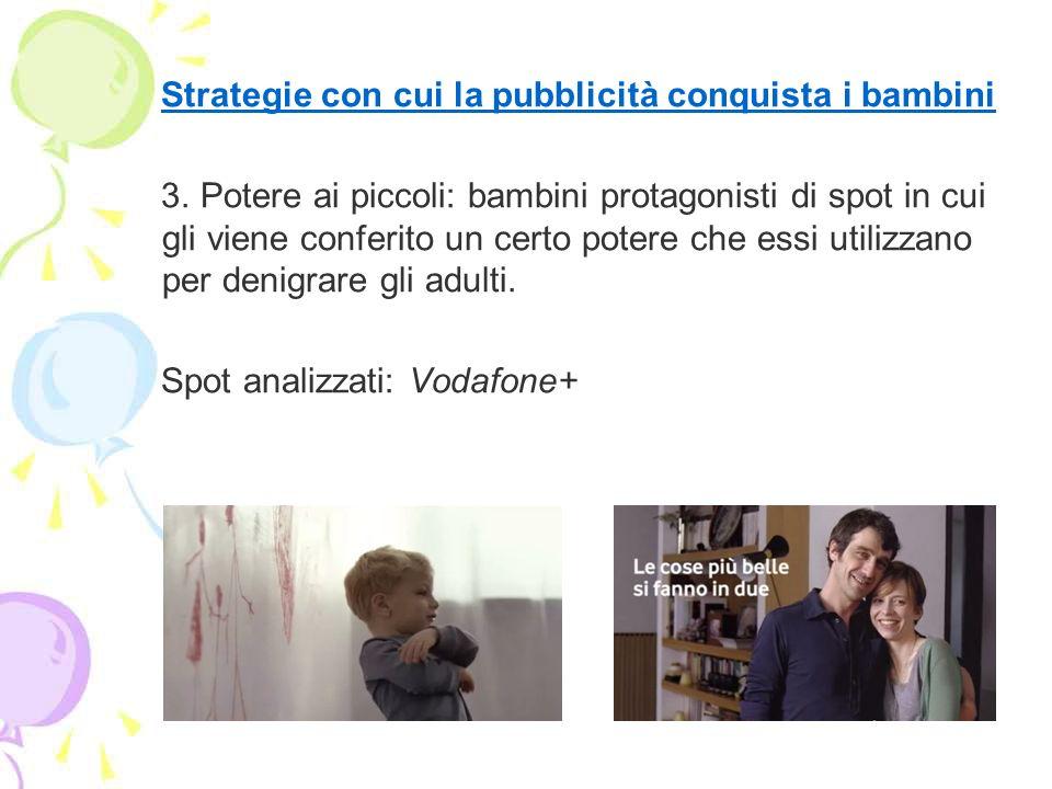 Strategie con cui la pubblicità conquista i bambini