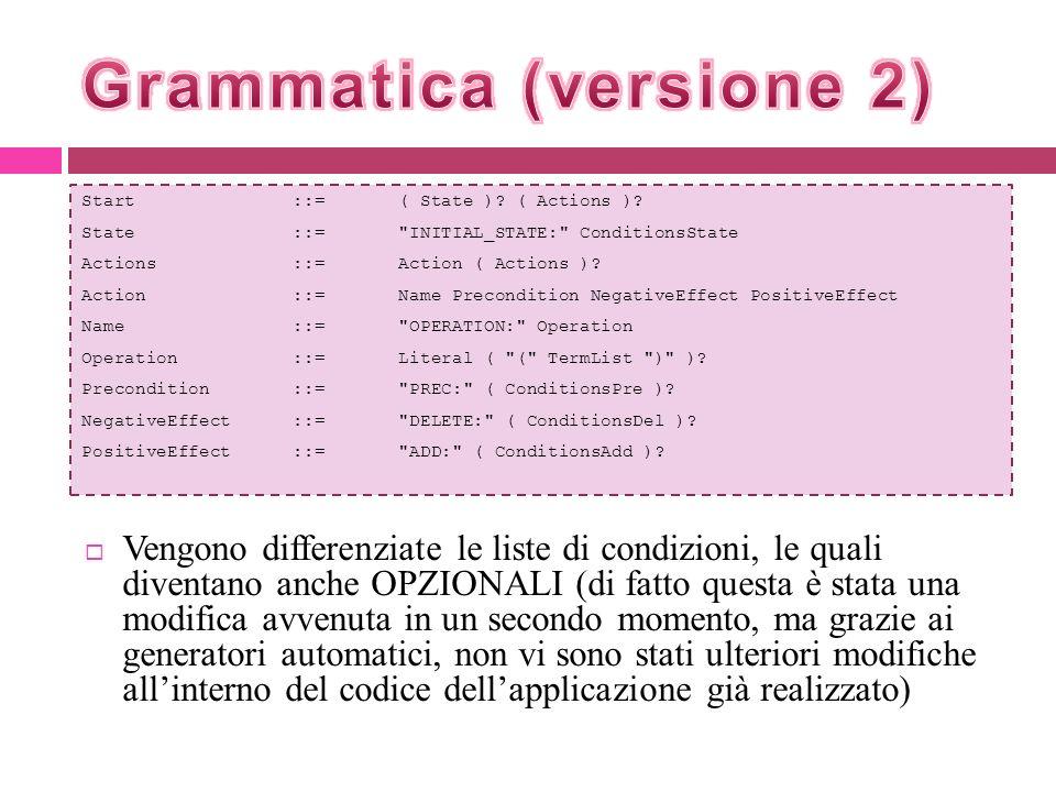 Grammatica (versione 2)