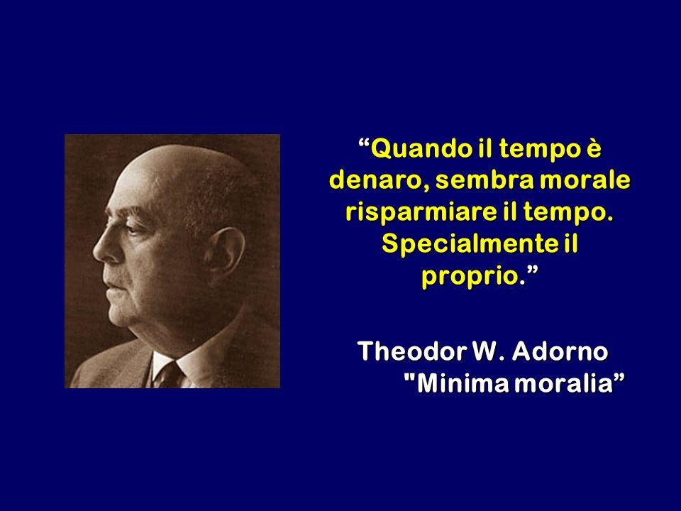 Theodor W. Adorno Minima moralia